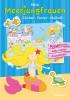 Meerjungfrauen Sticker-Poster-Malbuch
