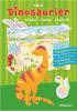 Dinosaurier Sticker-Poster