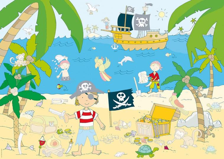 wimmelbild piraten